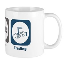 Eat Sleep Trading Mug