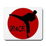 Trace Karate Mousepad