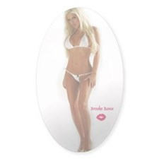 Brooke Banx Oval Decal