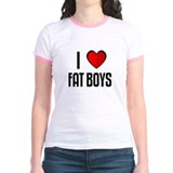 I LOVE FAT BOYS T