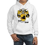 Porcel Family Crest Hooded Sweatshirt