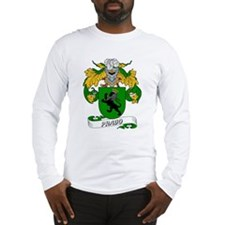 Prado Family Crest Long Sleeve T-Shirt