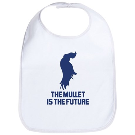 The Mullet is the Future Bib