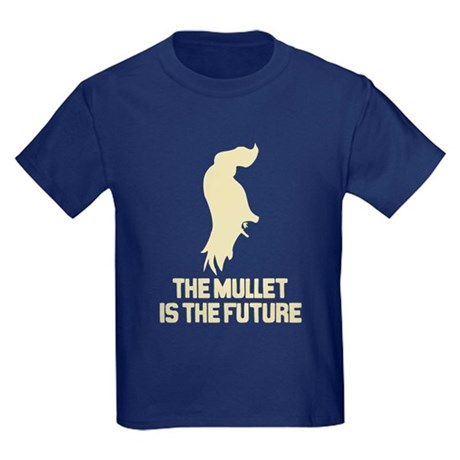 The Mullet is the Future Kids T-Shirt