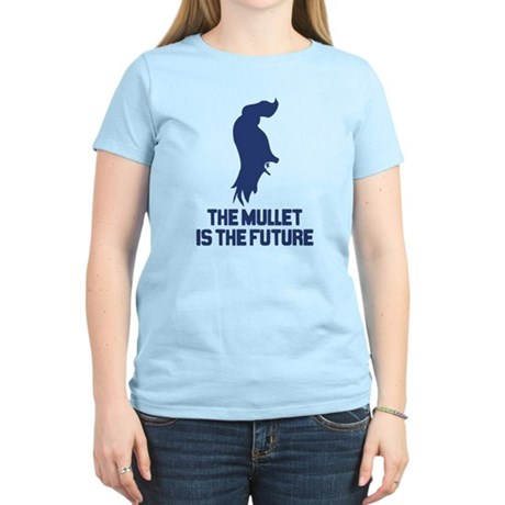 The Mullet is the Future Womens Light T-Shirt