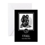 Uvall Greeting Cards (Pk of 10)