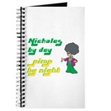 Nicholas - Pimp By Night Journal