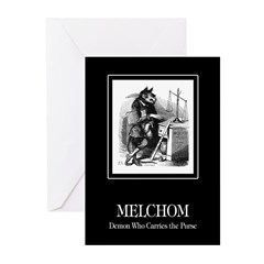 Melchom Greeting Cards (Pk of 10)