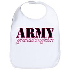 Army Granddaughter Bib