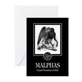 Malphas Greeting Cards (Pk of 10)
