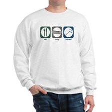 Eat Sleep Squash Sweatshirt