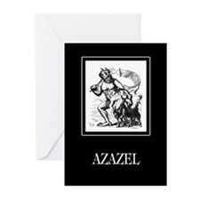 Azazel Greeting Cards (Pk of 10)