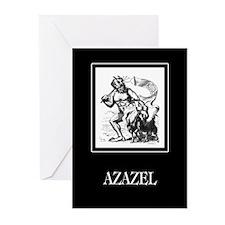 Azazel Greeting Cards (Pk of 10)