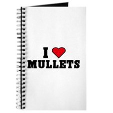 I Love Mullets Journal