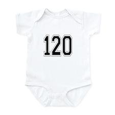 120 Infant Bodysuit