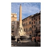 Obelisk Postcards (Package of 8)