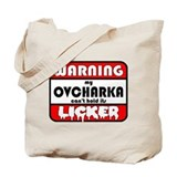 Ovcharka LICKER Tote Bag