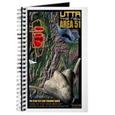 NEW UTTR Area 51 Journal
