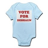 Vote for DESHAUN Onesie