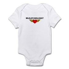 Wildlife Biologist Infant Bodysuit