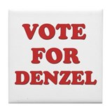 Vote for DENZEL Tile Coaster