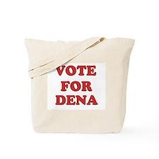 Vote for DENA Tote Bag