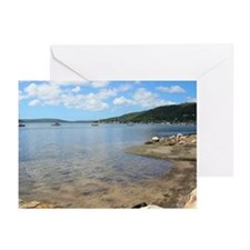 Brisbane Waters, NSW Greeting Cards (Pk of 10)