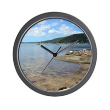 Brisbane Waters, NSW Wall Clock