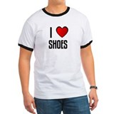 I LOVE SHOES T