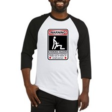 Warning Baseball Jersey