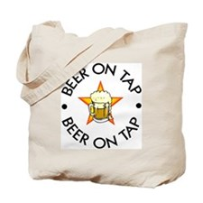 1452 Beer on Tap Tote Bag