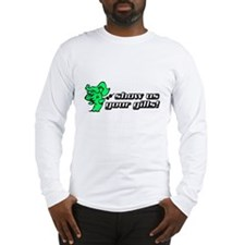 1418 Show Us Your Gills Long Sleeve T-Shirt