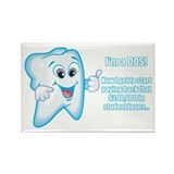 Funny DDS Grad Rectangle Magnet