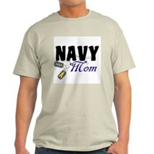 Nave Mom Tags T-Shirt