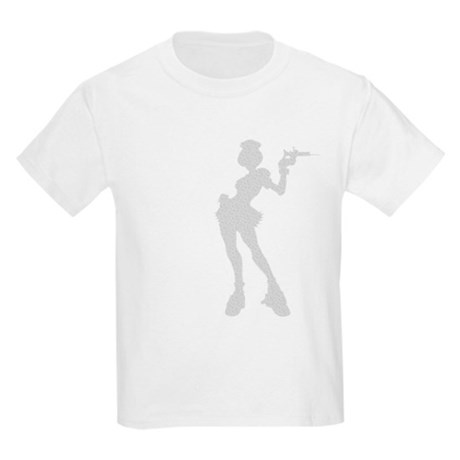 Sexy Nurse Kids Light T-Shirt