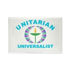 UNITARIAN Rectangle Magnet