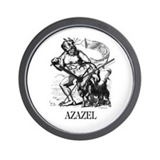 Azazel Wall Clock