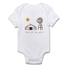 Live Off-Grid Infant Bodysuit