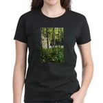 Eel River at Ravencliff Women's Dark T-Shirt