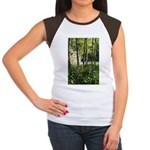 Eel River at Ravencliff Women's Cap Sleeve T-Shirt