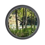 Eel River at Ravencliff Wall Clock