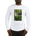 Eel River at Ravencliff Long Sleeve T-Shirt