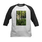 Eel River at Ravencliff Kids Baseball Jersey