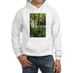 Eel River at Ravencliff Hooded Sweatshirt