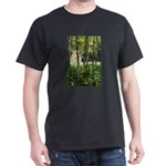 Eel River at Ravencliff Dark T-Shirt