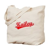 Retro Kailey (Red) Tote Bag