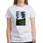 Eel River from the cliff Women's T-Shirt