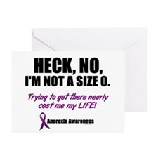 Heck, No, I'm Not A Size 0....2 (Anorexia) Greetin
