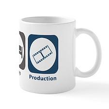 Eat Sleep Production Mug