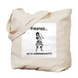 Unique Pirates of the caribbean Tote Bag